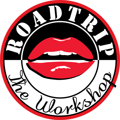 Roadtrip & the workshop logo