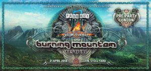 Burning Mountain
