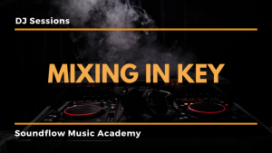 mixing in key